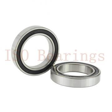 ISO 4201 deep groove ball bearings
