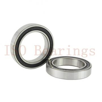 ISO 7218 B angular contact ball bearings