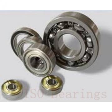 ISO 635ZZ deep groove ball bearings