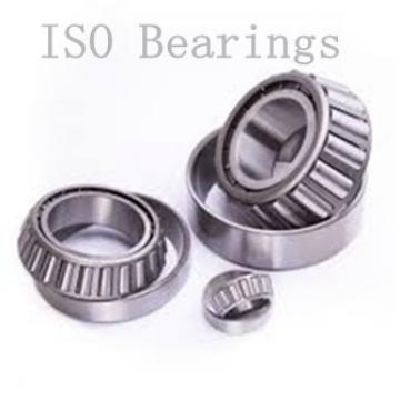 ISO 7009 B angular contact ball bearings