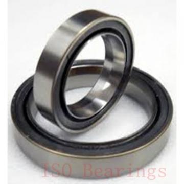 ISO NUP2207 cylindrical roller bearings