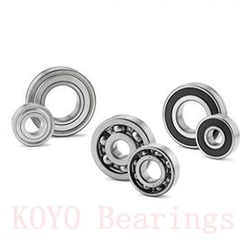 KOYO KAX047 angular contact ball bearings