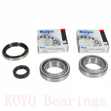 KOYO 3NCHAC905CA angular contact ball bearings