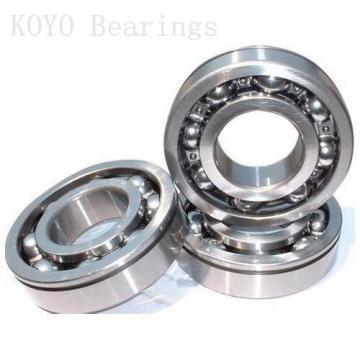 KOYO 6316NR deep groove ball bearings