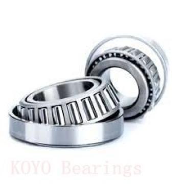 KOYO 627-2RU deep groove ball bearings