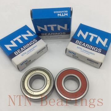 NTN DE4012 angular contact ball bearings