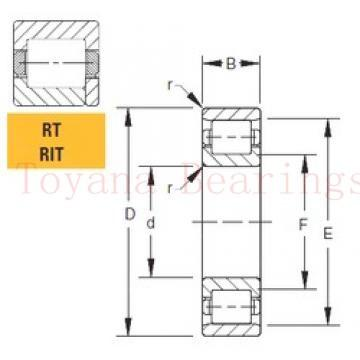 Toyana 618/1-2RS deep groove ball bearings