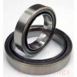 ISO 6316-2RS deep groove ball bearings