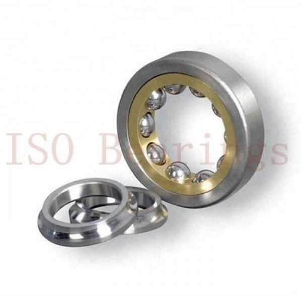ISO QJ252 angular contact ball bearings #1 image