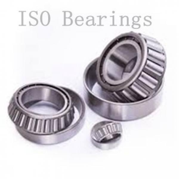 ISO Q1072 angular contact ball bearings #1 image
