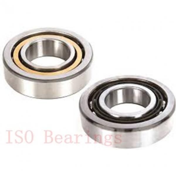 ISO QJ252 angular contact ball bearings #4 image