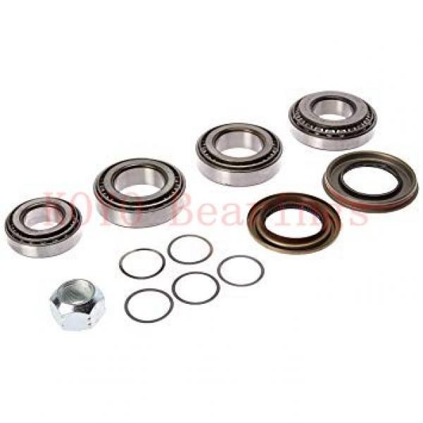 KOYO 33124JR tapered roller bearings #1 image
