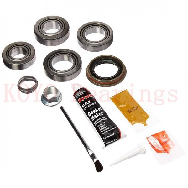 KOYO 46T30208JR/37,5 tapered roller bearings #1 image
