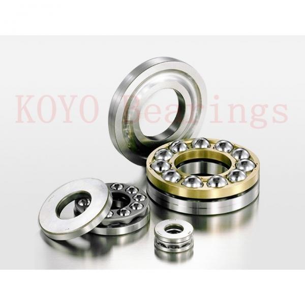 KOYO 627-2RU deep groove ball bearings #3 image