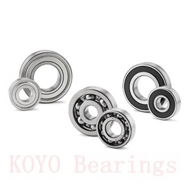 KOYO 4209 deep groove ball bearings #1 image