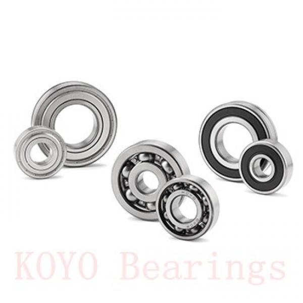 KOYO 6901ZZ deep groove ball bearings #3 image