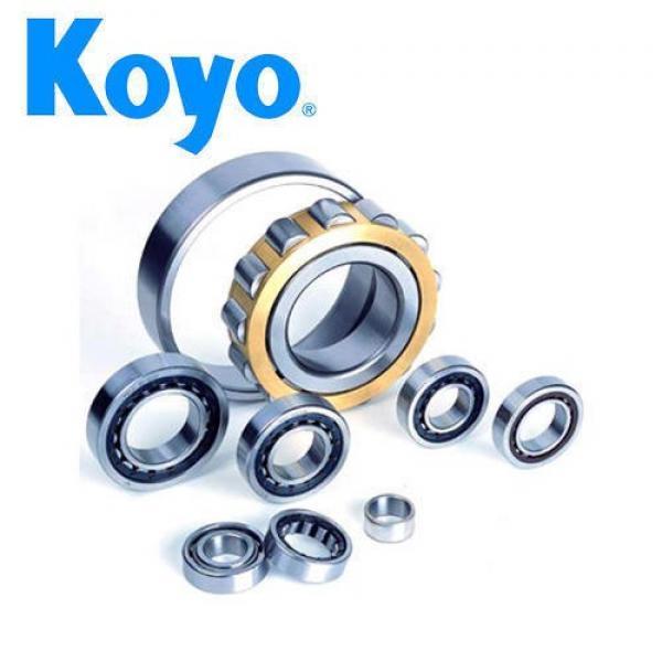 KOYO ER206-19 deep groove ball bearings #2 image