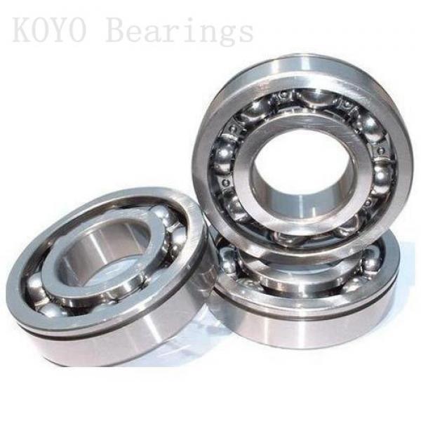 KOYO 46T30208JR/37,5 tapered roller bearings #3 image