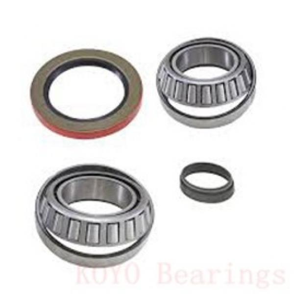 KOYO KDX120 angular contact ball bearings #1 image