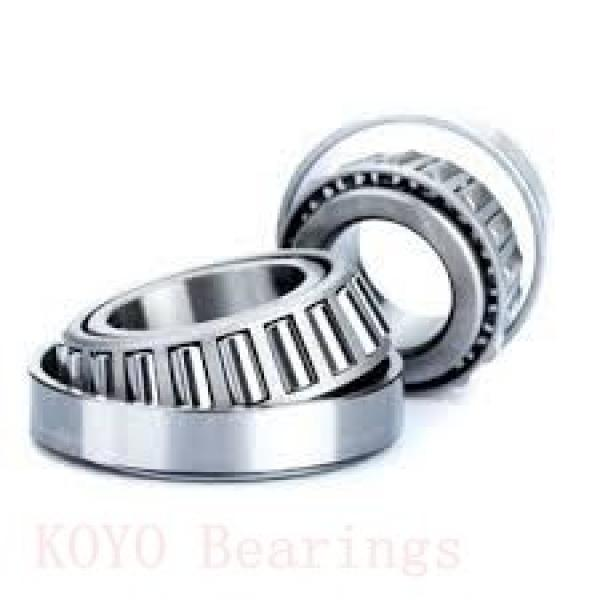 KOYO 627-2RU deep groove ball bearings #1 image