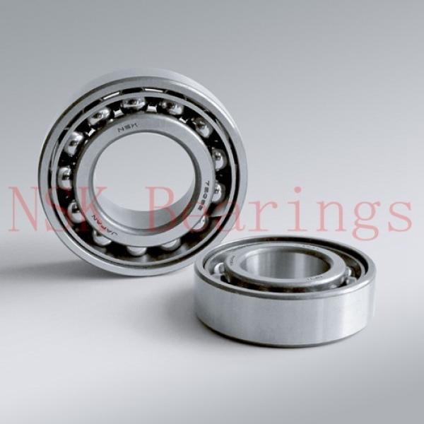 NSK NU 208 EW cylindrical roller bearings #1 image