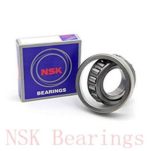 NSK 51307 thrust ball bearings #1 image