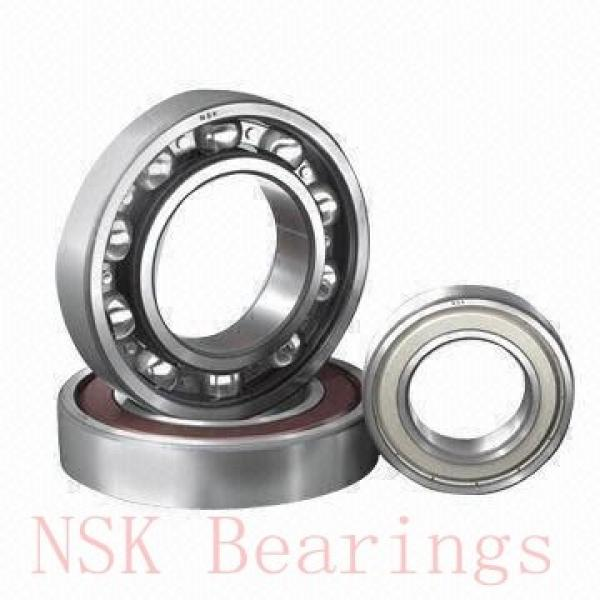NSK 7202BEA angular contact ball bearings #3 image