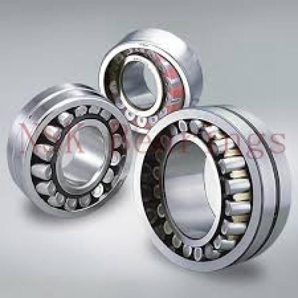 NSK 7202BEA angular contact ball bearings #1 image