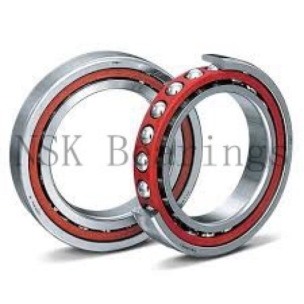 NSK 7006 C angular contact ball bearings #2 image