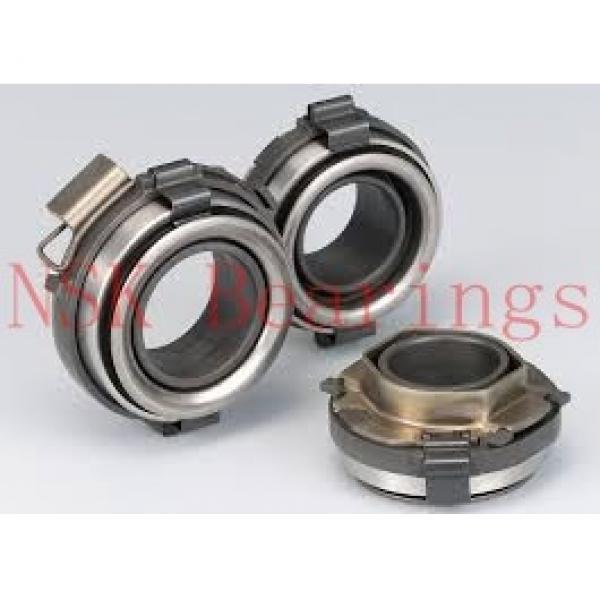 NSK NU 208 EW cylindrical roller bearings #3 image