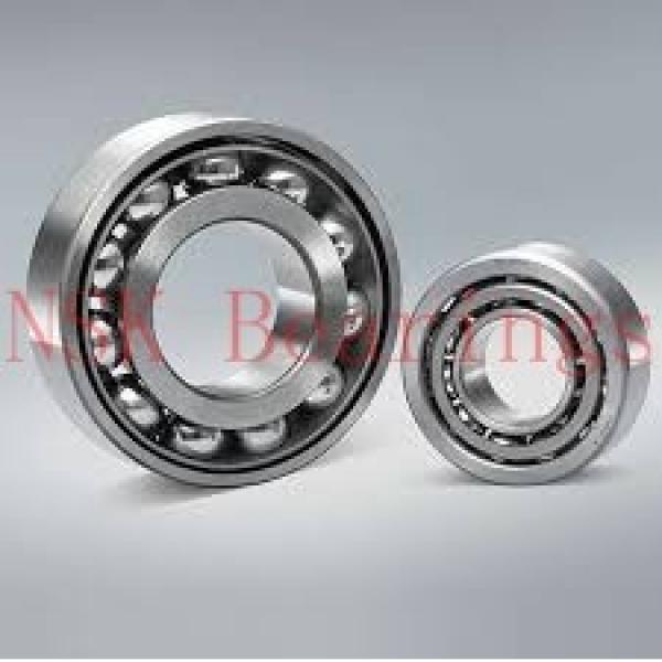 NSK NAFW405534 needle roller bearings #2 image