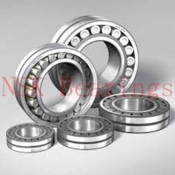 NSK 7202BEA angular contact ball bearings #2 image