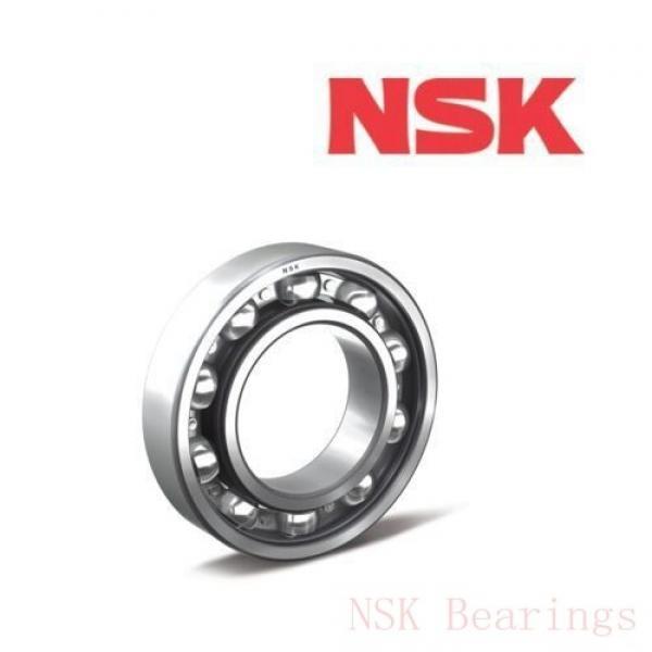 NSK 7006 C angular contact ball bearings #1 image