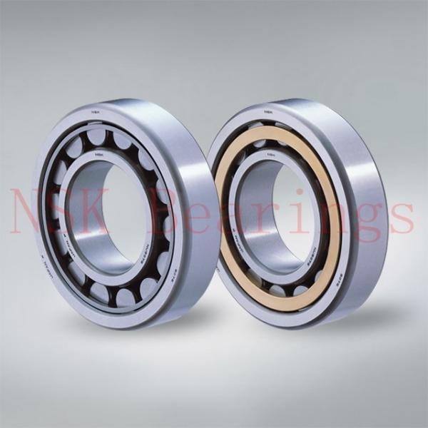 NSK 7006 C angular contact ball bearings #3 image