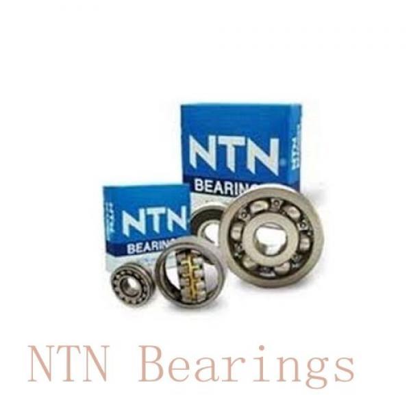 NTN R18ZZ deep groove ball bearings #3 image